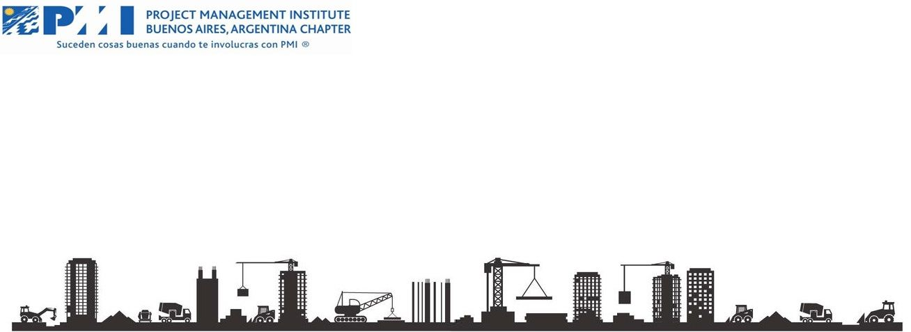 Comunidad de Interés de Construcción del PMI Buenos Aires – Resumen 2019
